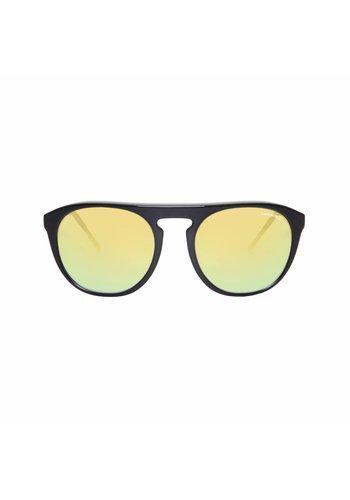 Made in Italia Lunettes de soleil du Made in Italia PANTELLERIA - noir / jaune