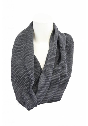 Clockhouse Dames sjaal grijs geweven