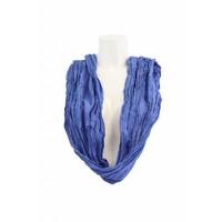 Damen Schal blau