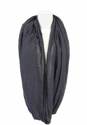 Clockhouse Dames sjaal grijs-blauw
