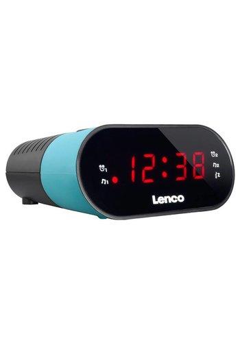 Lenco FM-Klokradio - Radiowekker - CR-07 assorti