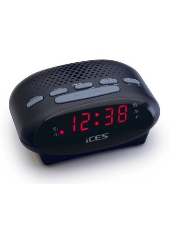iCES Wekkerradio - ICR-210