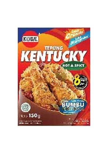 Kobe Kentucky Hot & Spicy