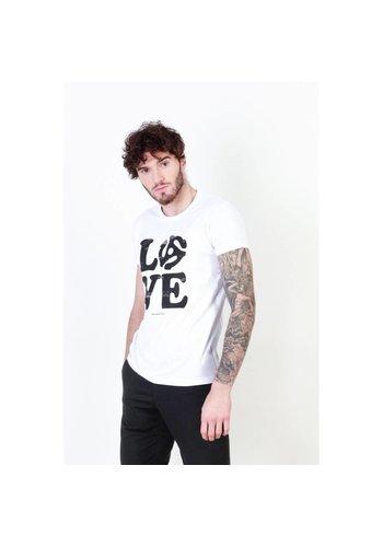 Seventy Seven Männer T-Shirt von Seventy Seven - weiß