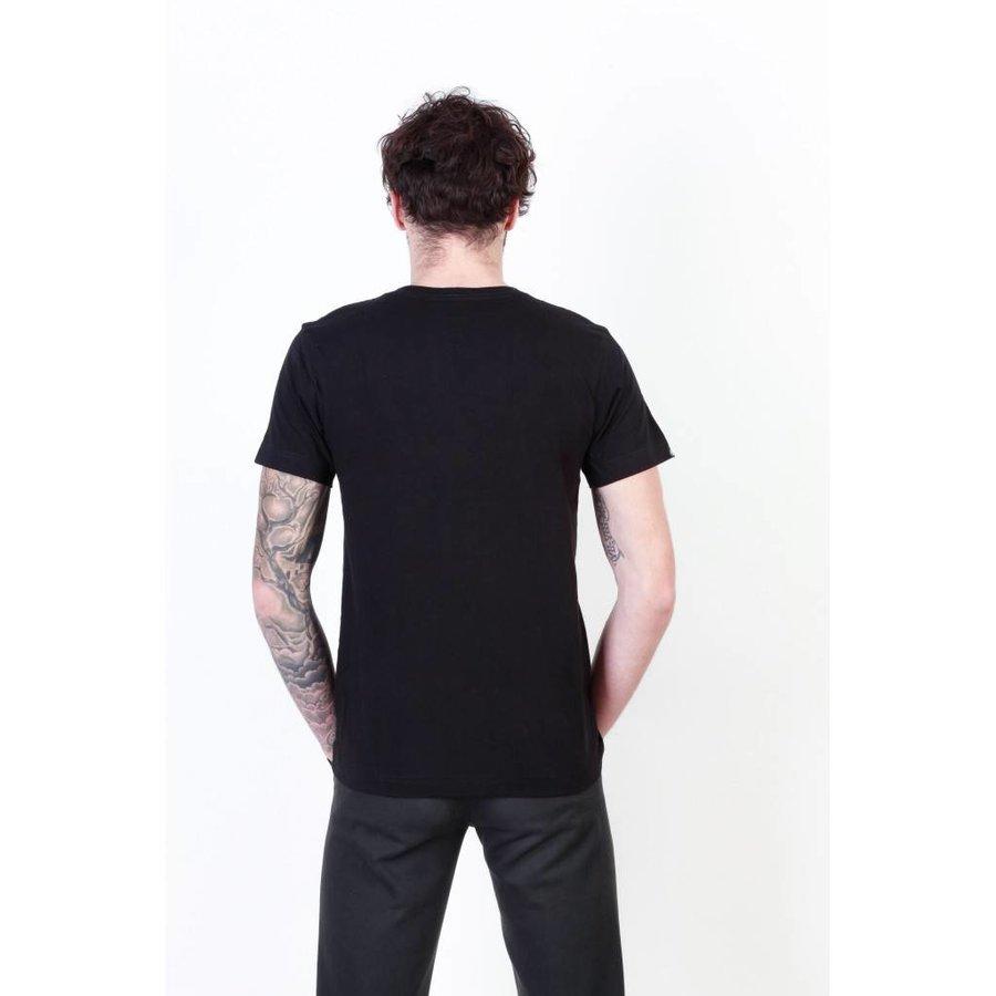 Männer T-Shirt von Seventy Seven - schwarz