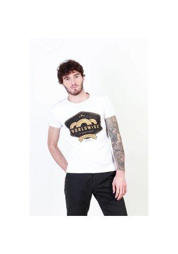 Seventy Seven Männer T-Shirt von Seventy Seven weiß