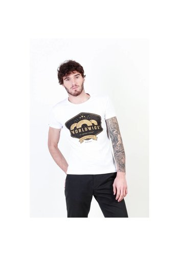 Seventy Seven Tee shirt Homme par Seventy Seven blanc