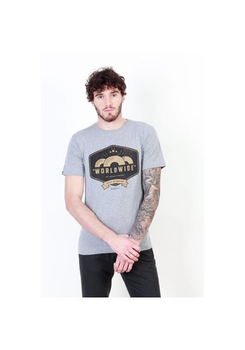 Seventy Seven Männer T-Shirt von Seventy Seven - grau