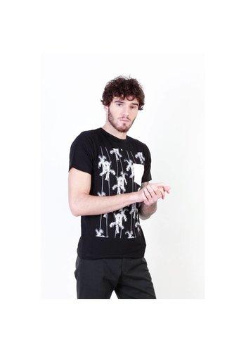 Seventy Seven Männer T-Shirt von Seventy Seven - schwarz