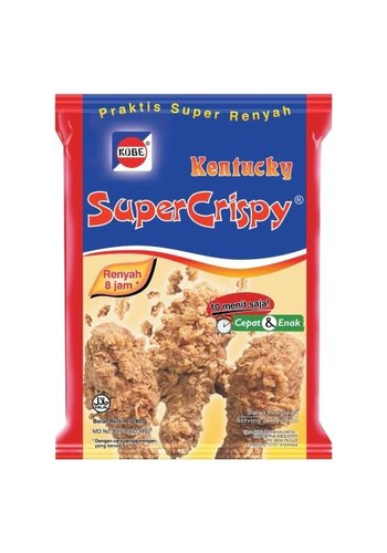 Kobe Kentucky Super Crispy - 75 gram