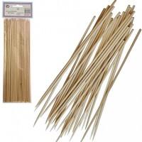 Satéprikkers van hout  25cm 80 stuks