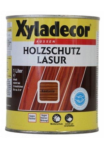 Xyladecor Xyladecor houtbescherming kastanje 1 liter