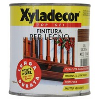 Top gel voor hout - lichte walnoot - 750 ml