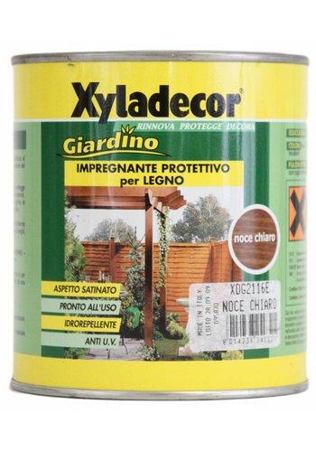 Xyladecor XYLADECOR TUIN Impregneren houtbeschermingsmiddel, kleur Lichte Walnoot 750ML