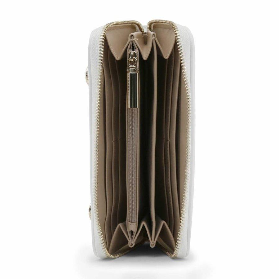 Damen Geldbörse von Versace Jeans-weiß