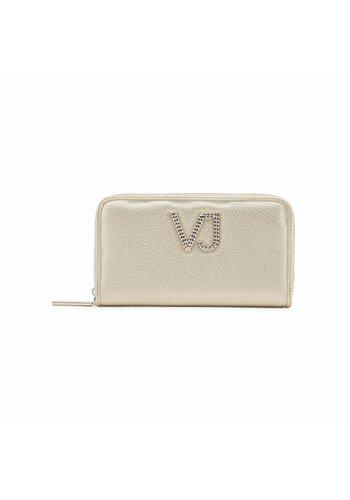 Versace Jeans Dames portemonnee van Versace Jeans- goud/beige