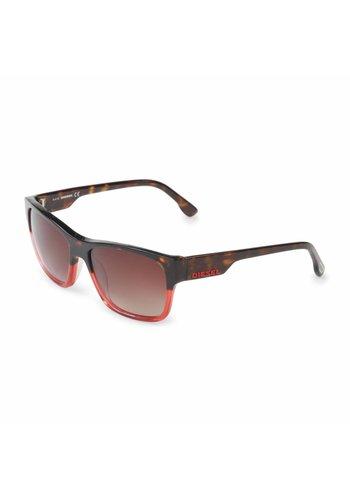 Diesel Sonnenbrille von Diesel - rot