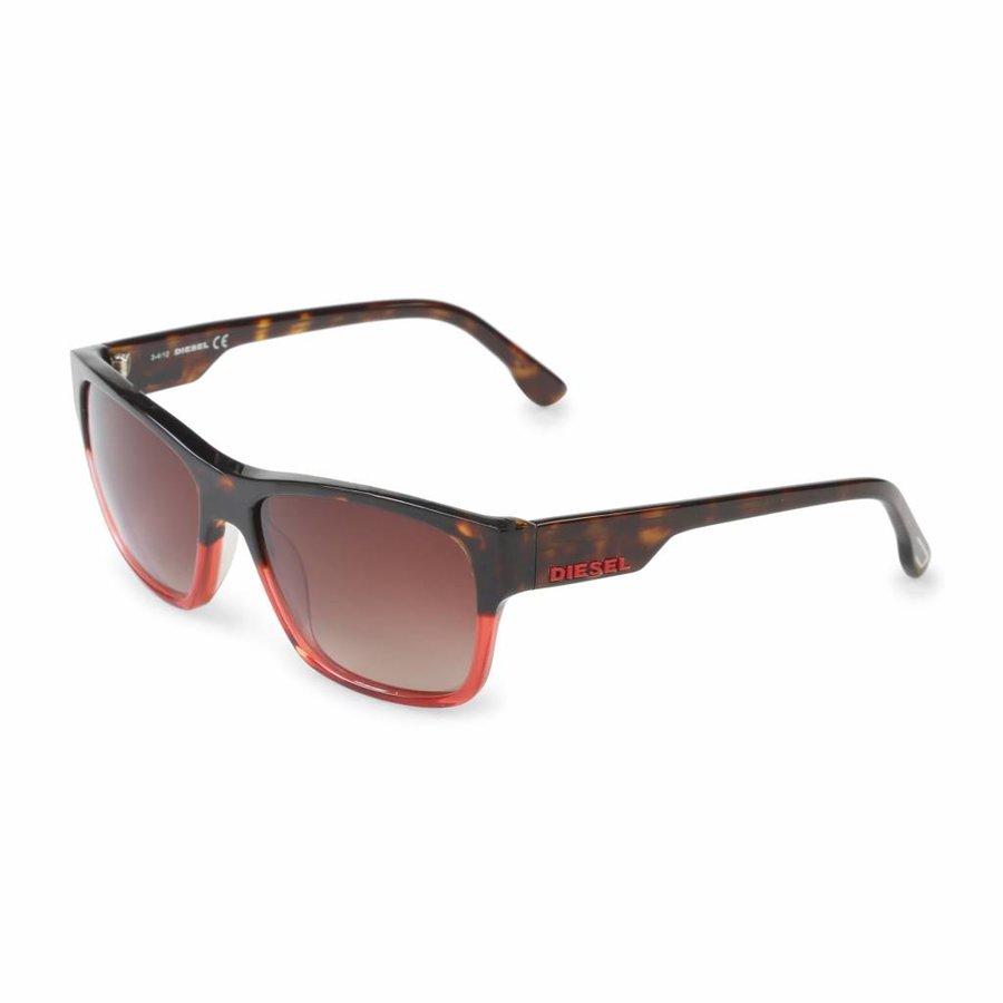 Sonnenbrille von Diesel - rot