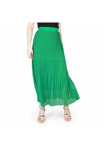 Miss Miss Dames Rok van Miss Miss - groen