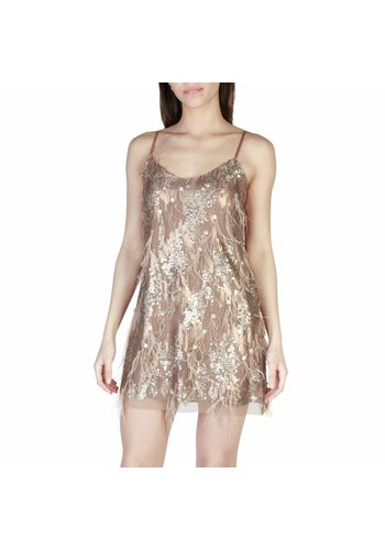 RINASCIMENTO Ladies Dress par Rinascimento - beige