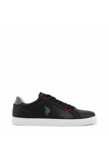 U.S. Polo Herren Sneaker von US Polo - schwarz