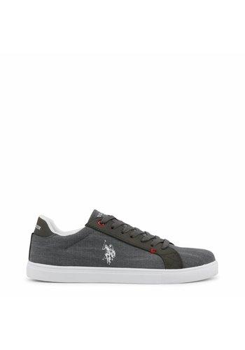 U.S. Polo Herren Sneakers von US Polo - grau