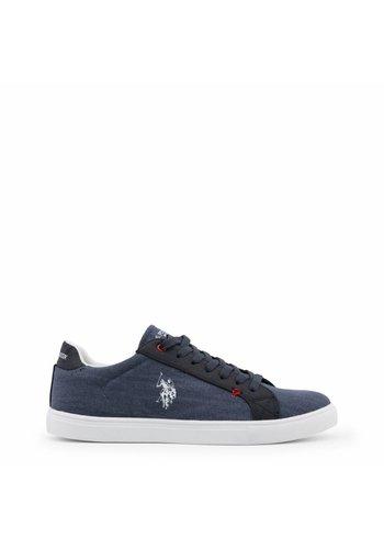 U.S. Polo Herren Sneakers von US Polo - blau