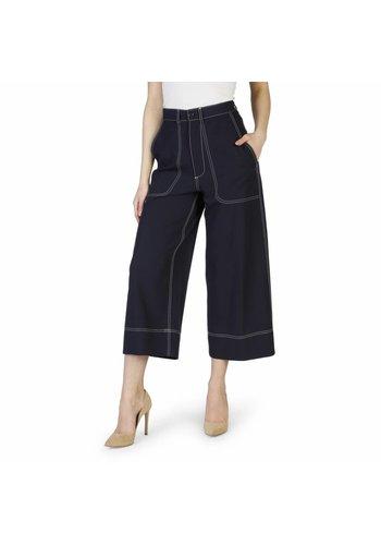 Imperial Pantalon femme Imperial - bleu