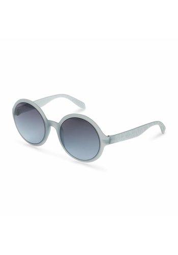 Calvin Klein Calvin Klein lunettes de soleil - bleu