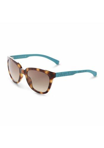 Calvin Klein Calvin Klein lunettes de soleil - marron