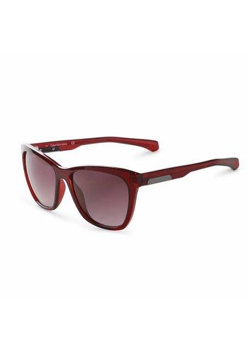 Calvin Klein Calvin Klein Sonnenbrille - rot
