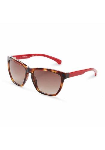 Calvin Klein Calvin Klein lunettes de soleil - rouge