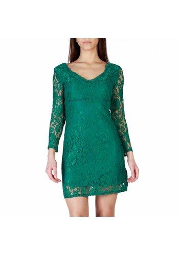 Fruscio Kleid Damen Fruscio - grün
