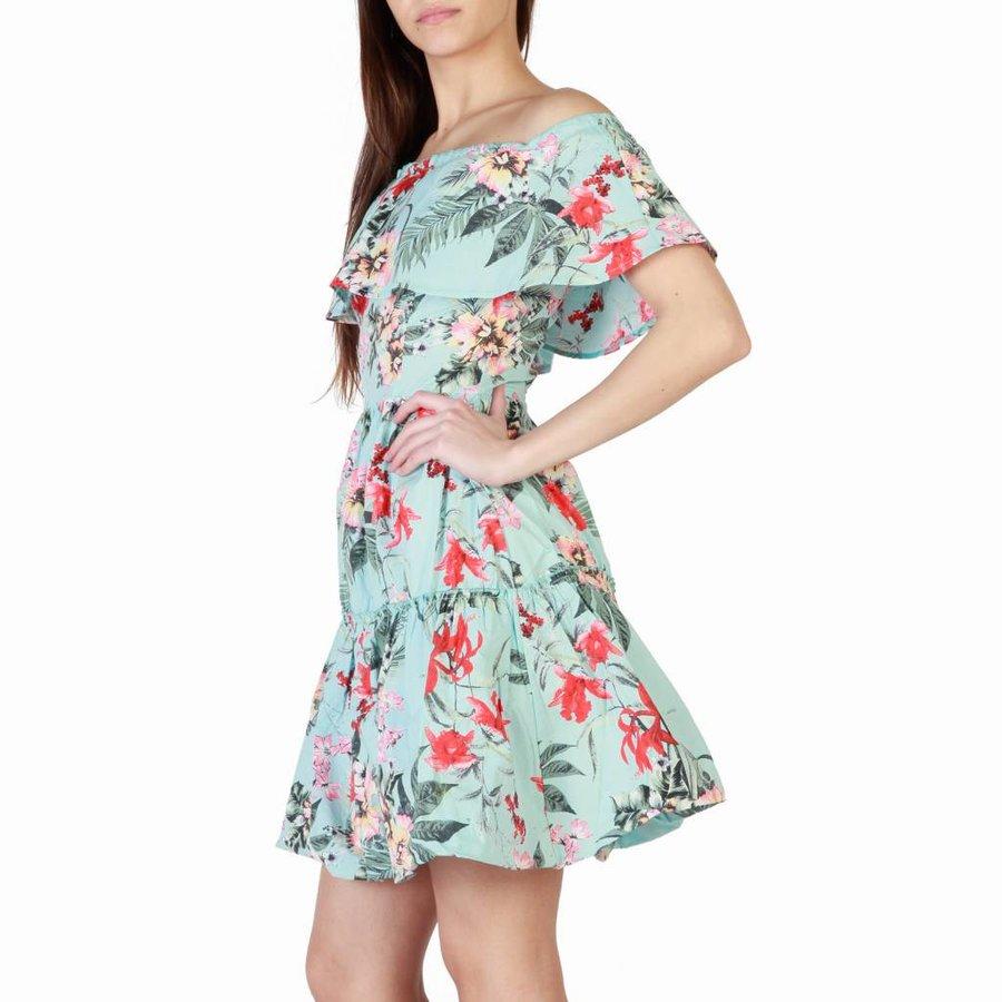 Damen Kleid von Fruscio - blau