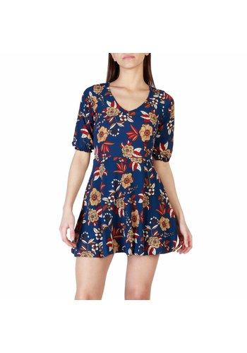 Fruscio Damen Kleid von Fruscio - blau