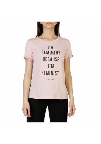 Pinko Damen T-Shirt von Pinko - pink