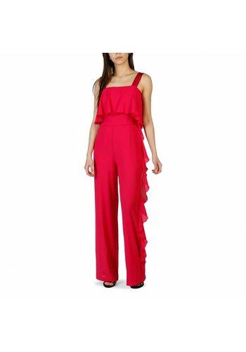 Pinko Dames Jumpsuit van Pinko - rood