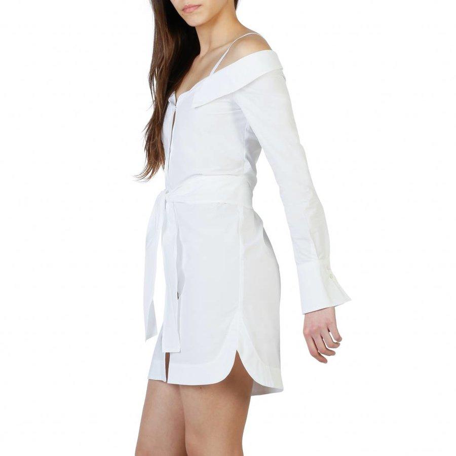 Damen Kleid von Pinko - weiß