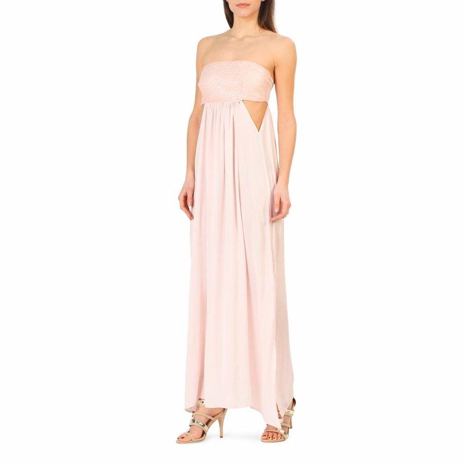 Damen Kleid von Annarita N - pink