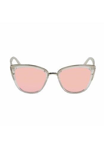 Ocean Sunglasses Zonnebril van Ocean Sunglasses CATEYE - roze