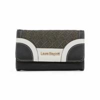 Geldbörse von Laura Biagiotti - grau