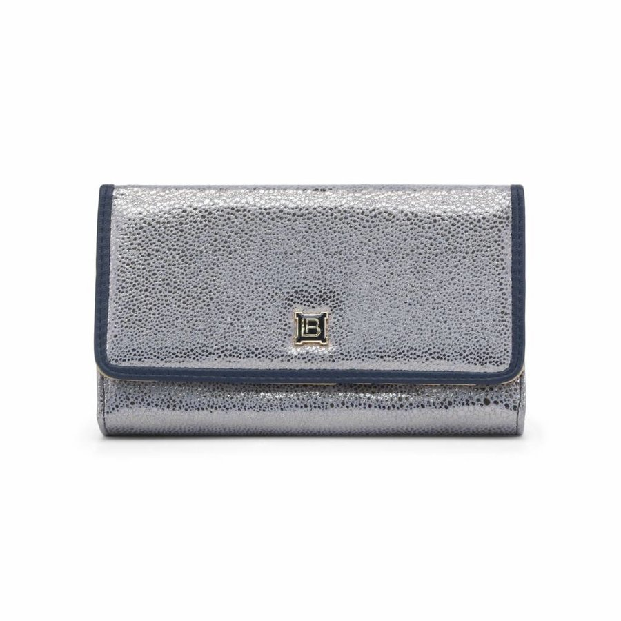 Geldbörse von Laura Biagiotti - blau