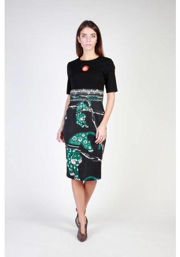 Cavalli Class Damen Kleid von Cavalli Class - schwarz