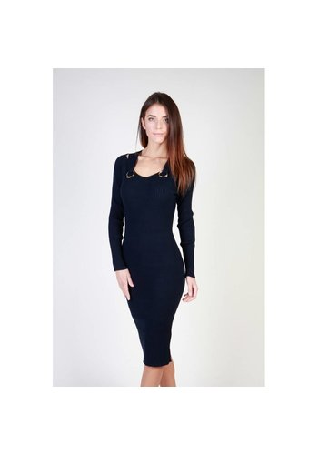 Cavalli Class Ladies Dress par Cavalli Class - bleu