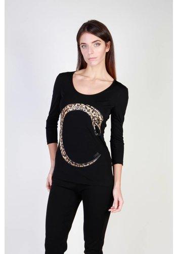 Cavalli Class Damen Sweater von Cavalli Class - schwarz