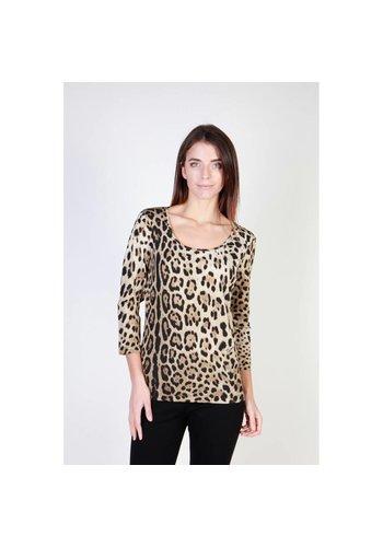 Cavalli Class Ladies Sweater von Cavalli Klassischer Leopard