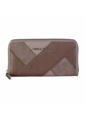 Versace Jeans Brieftasche von Versace Jeans - braun