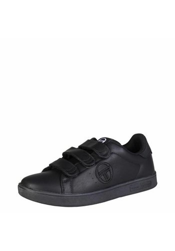 Tacchini Sneaker homme de GRANTORINO VELCRO - noir