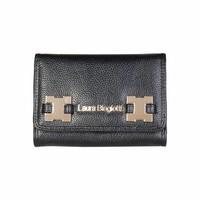 Geldbörse von Laura Biagiotti - schwarz