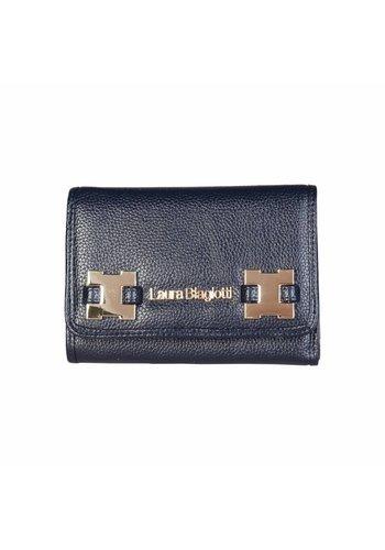 Laura Biagiotti Geldbörse von Laura Biagiotti - blau